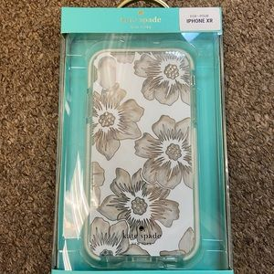 Kate Spade phone case for iPhone XR